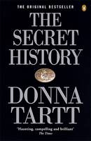 Cover for The Secret History by Donna Tartt