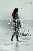 Cover for The Forty Rules of Love by Elif Shafak