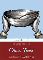 Cover for Oliver Twist by Charles Dickens