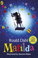 Cover for Matilda by Roald Dahl