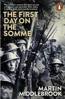 Book Cover for The First Day on the Somme by Martin Middlebrook
