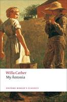 Cover for My Antonia by Willa Cather