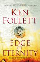 Cover for Edge of Eternity by Ken Follett