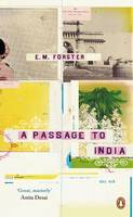 Cover for A Passage to India by E. M. Forster