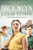 Cover for Brooklyn by Colm Toibin