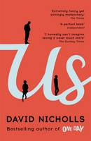 Cover for Us by David Nicholls