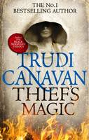 Cover for Thief's Magic by Trudi Canavan