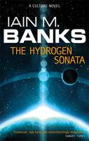 Cover for The Hydrogen Sonata by Iain M. Banks