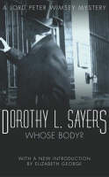 Cover for Whose Body? by Dorothy L. Sayers