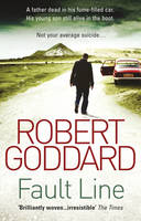 Cover for Fault Line by Robert Goddard