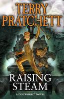 Cover for Raising Steam (Discworld Novel 40) by Terry Pratchett
