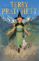 Cover for The Shepherd's Crown by Terry Pratchett