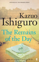 Cover for The Remains of the Day by Kazuo Ishiguro