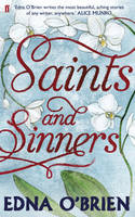 Cover for Saints and Sinners by Edna O'Brien