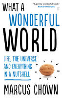 Cover for What a Wonderful World Life, the Universe and Everything in a Nutshell by Marcus Chown