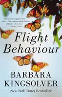 Cover for Flight Behaviour by Barbara Kingsolver