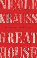 Cover for Great House by Nicole Krauss