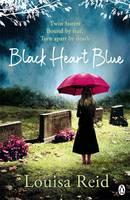 Cover for Black Heart Blue by Louisa Reid