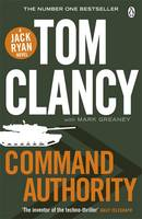Cover for Command Authority by Tom Clancy