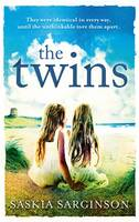 Cover for The Twins by Saskia Sarginson