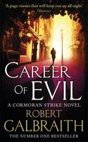 Cover for Career of Evil by Robert Galbraith