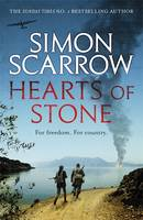 Cover for Hearts of Stone by Simon Scarrow