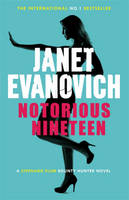 Cover for Notorious Nineteen by Janet Evanovich