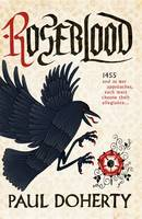 Cover for Roseblood by Paul Doherty