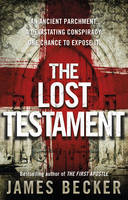 Cover for The Lost Testament by James Becker