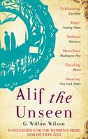 Cover for Alif the Unseen by G. Willow Wilson