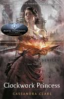 Book Cover for Clockwork Princess by Cassandra Clare