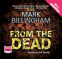 From the Dead: Unabridged Audiobook