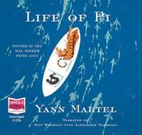 Life of Pi: Unabridged Audiobook