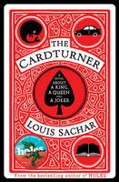 Cover for The Cardturner by Louis Sachar
