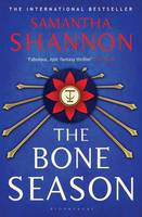 Cover for The Bone Season by Samantha Shannon