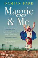 Cover for Maggie & Me by Damian Barr