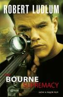 Cover for The Bourne Supremacy by Robert Ludlum