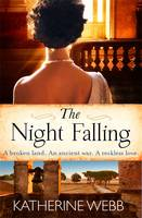 Cover for The Night Falling by Katherine Webb