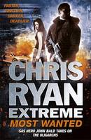 Cover for Most Wanted by Chris Ryan
