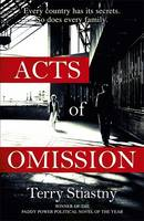 Cover for Acts of Omission by Terry Stiastny