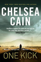Cover for One Kick by Chelsea Cain