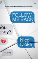 Cover for Follow Me Back by Nicci Cloke