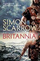 Cover for Britannia by Simon Scarrow