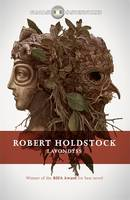 Cover for Lavondyss by Robert Holdstock