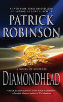 Cover for Diamondhead by Patrick Robinson