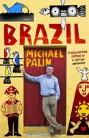 Cover for Brazil by Michael Palin