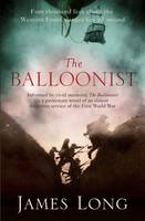 Cover for The Balloonist by James Long