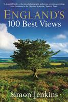 Cover for England's 100 Best Views by Simon Jenkins