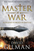 Cover for Master of War by David Gilman