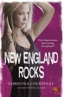 Cover for New England Rocks by Christina Courtenay